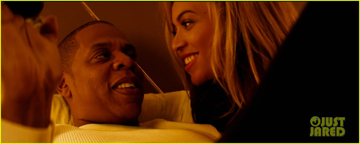 beyonce jay z star studded fake run trailer 183116048