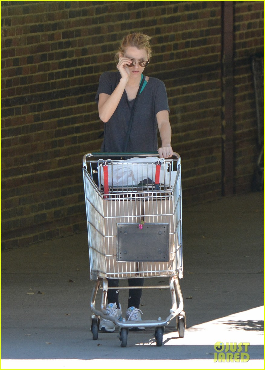blake lively comfortable grocery shopping dogs 043123900