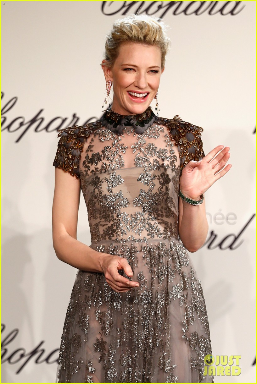 cate blanchett honors young stars with chopard trophy 063114602