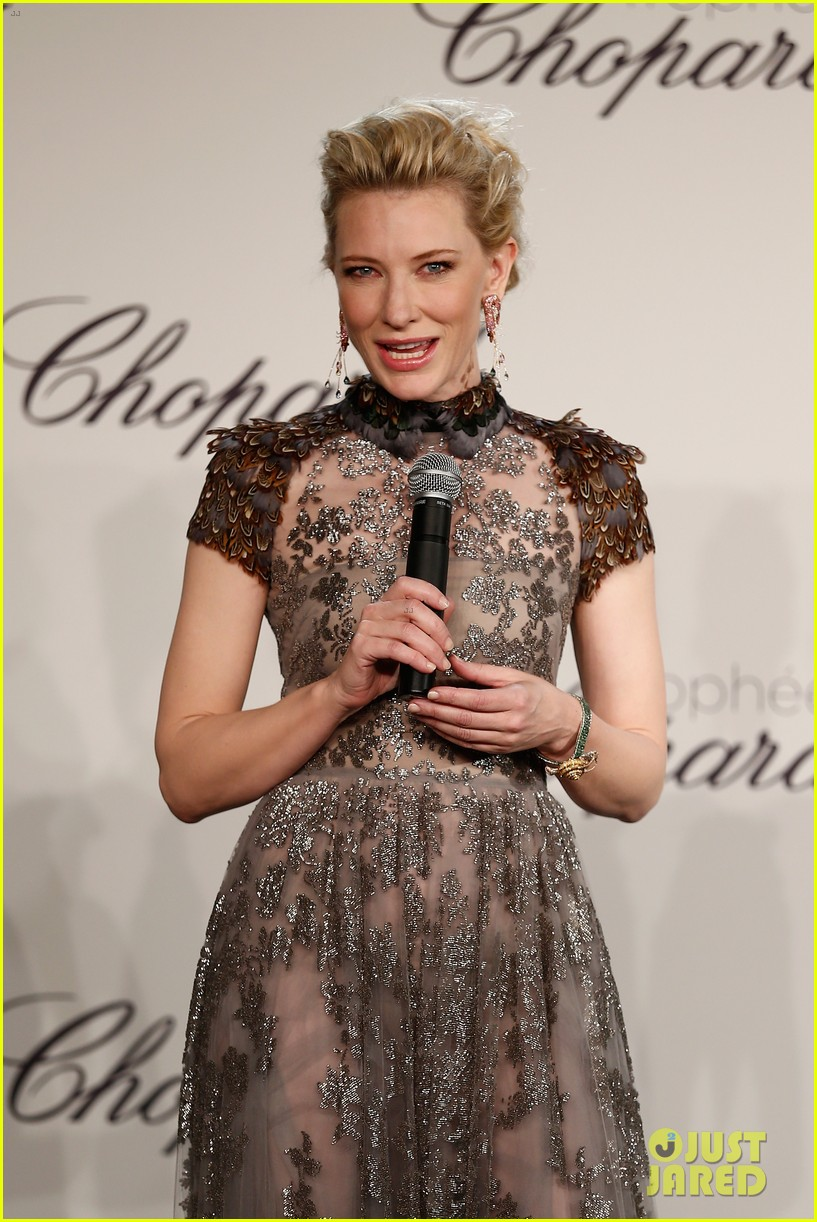 cate blanchett honors young stars with chopard trophy 073114603