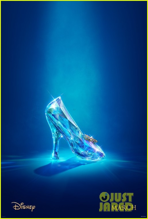 cate blanchetts live action cinderella gets first teaser poster 013114103