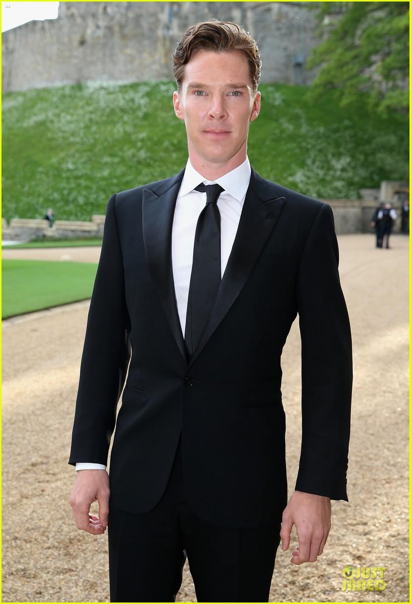 cate blanchett benedict cumberbatch royal dinner with prince william 023112658