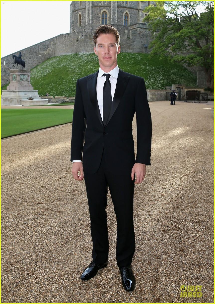 cate blanchett benedict cumberbatch royal dinner with prince william 093112665