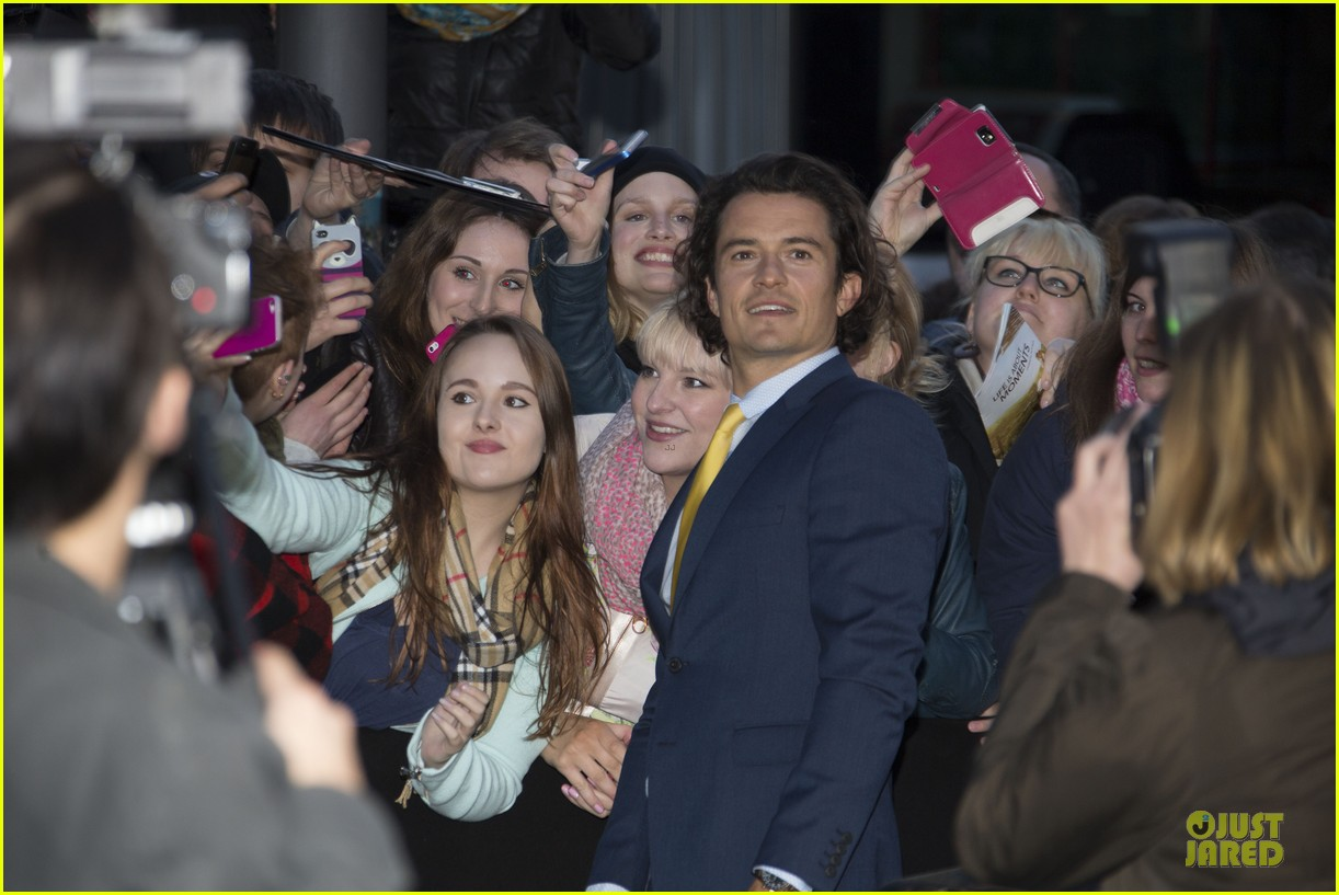 orlando bloom yellow tie zulu germany premiere 073106631