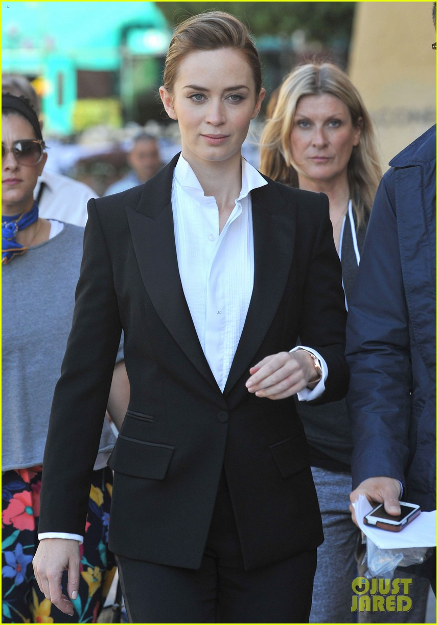 emily blunt cate blanchett iwc commercial italy 053117365