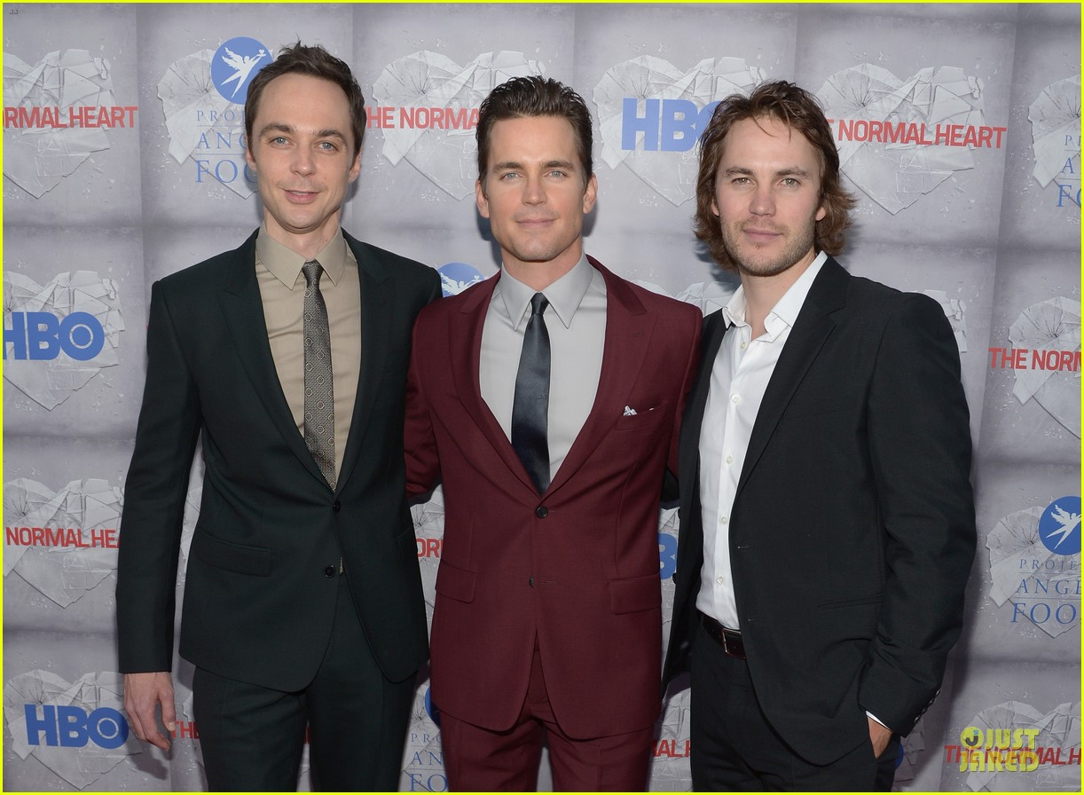 matt bomer maroon suit normal heart la premiere 023117902