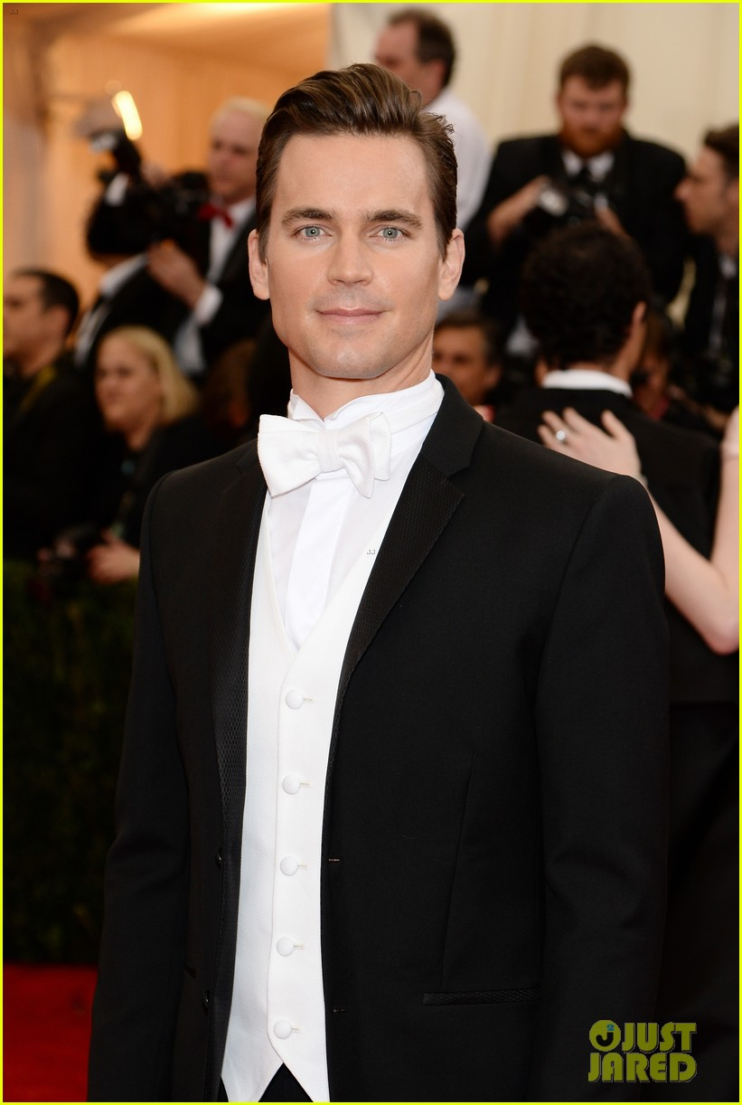 matt bomer met ball 2014 033106448