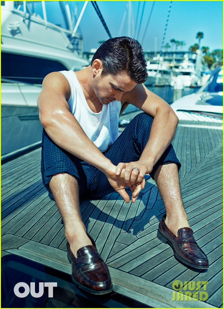 matt bomer out magazine june 2014 03
