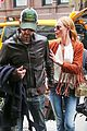 kate bosworth michael polish central park stroll 02