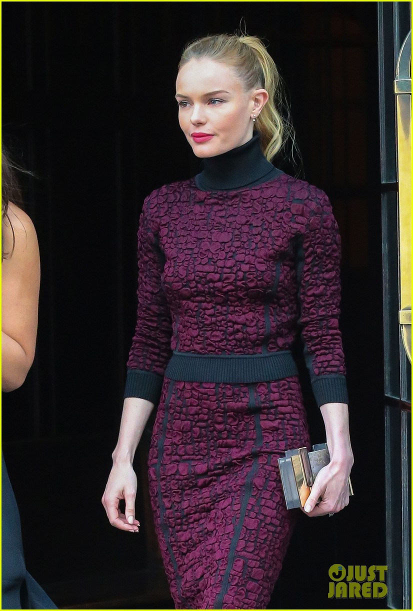 kate bosworth rocks three fashionable dresses for day out in nyc 02