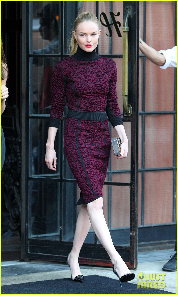 kate bosworth rocks three fashionable dresses for day out in nyc 03