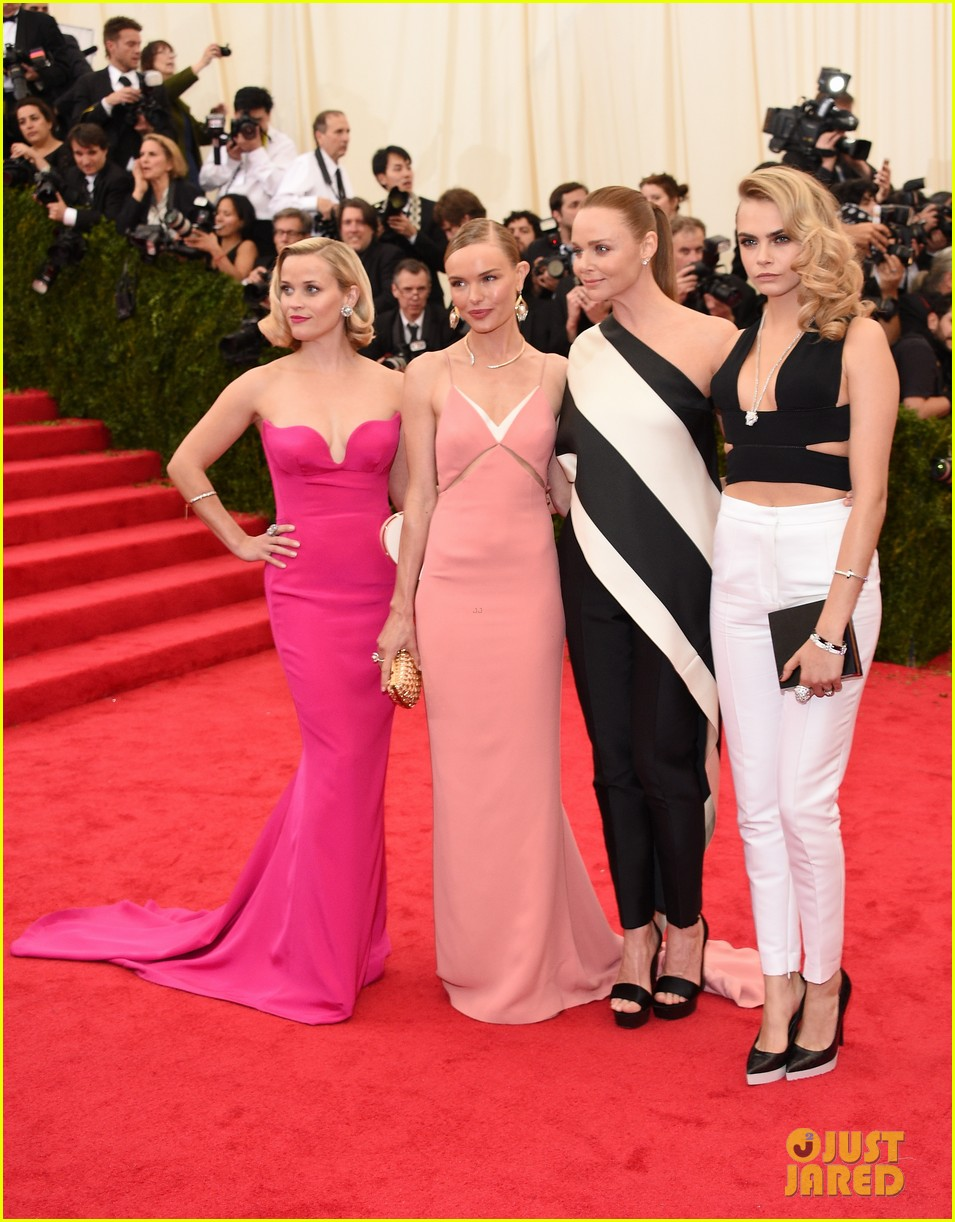kate bosworth meets up with stella mccartneys other attendees at met ball 2014 023106346