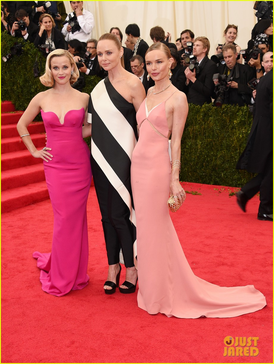 kate bosworth meets up with stella mccartneys other attendees at met ball 2014 033106347