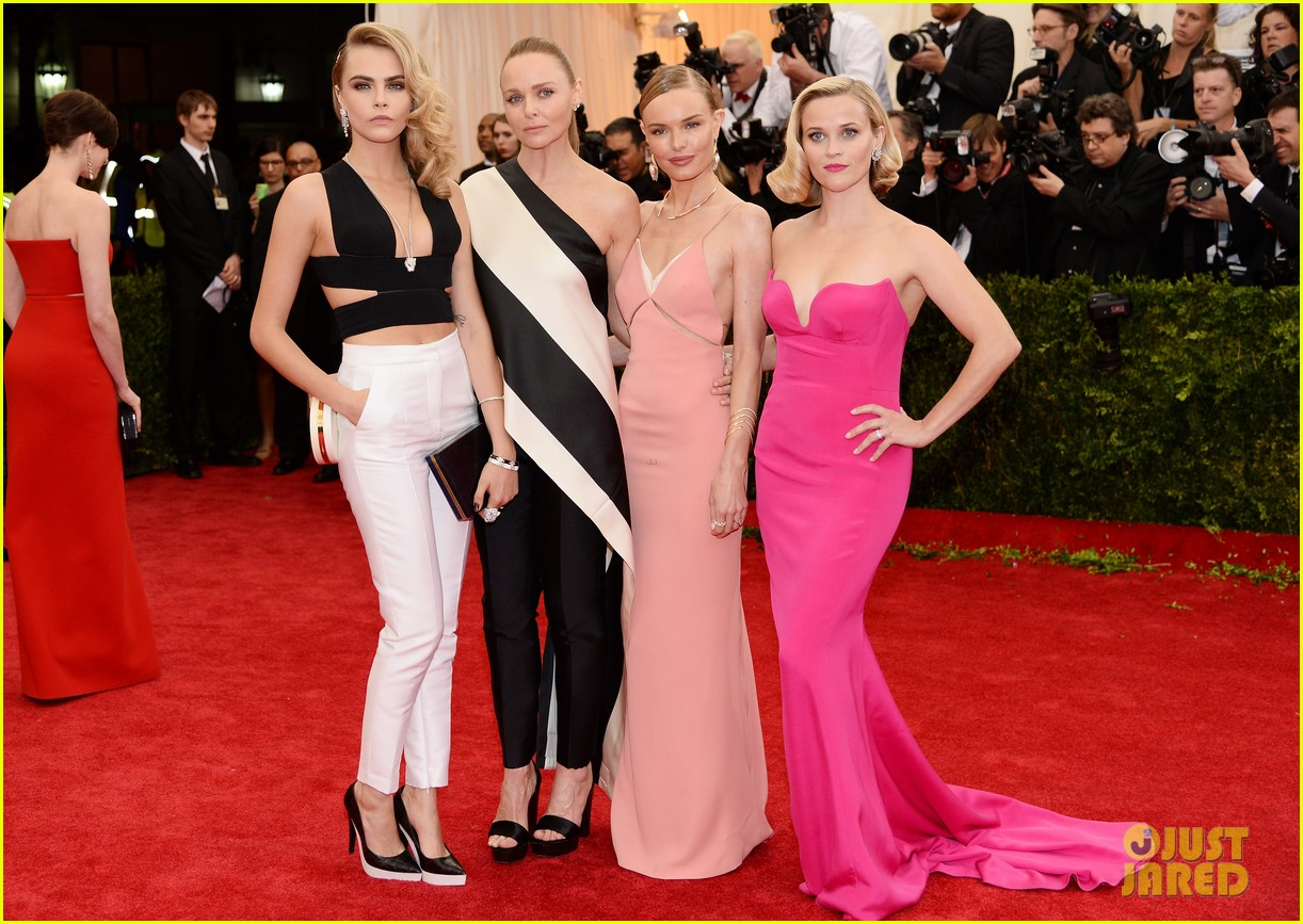 kate bosworth meets up with stella mccartneys other attendees at met ball 2014 053106349
