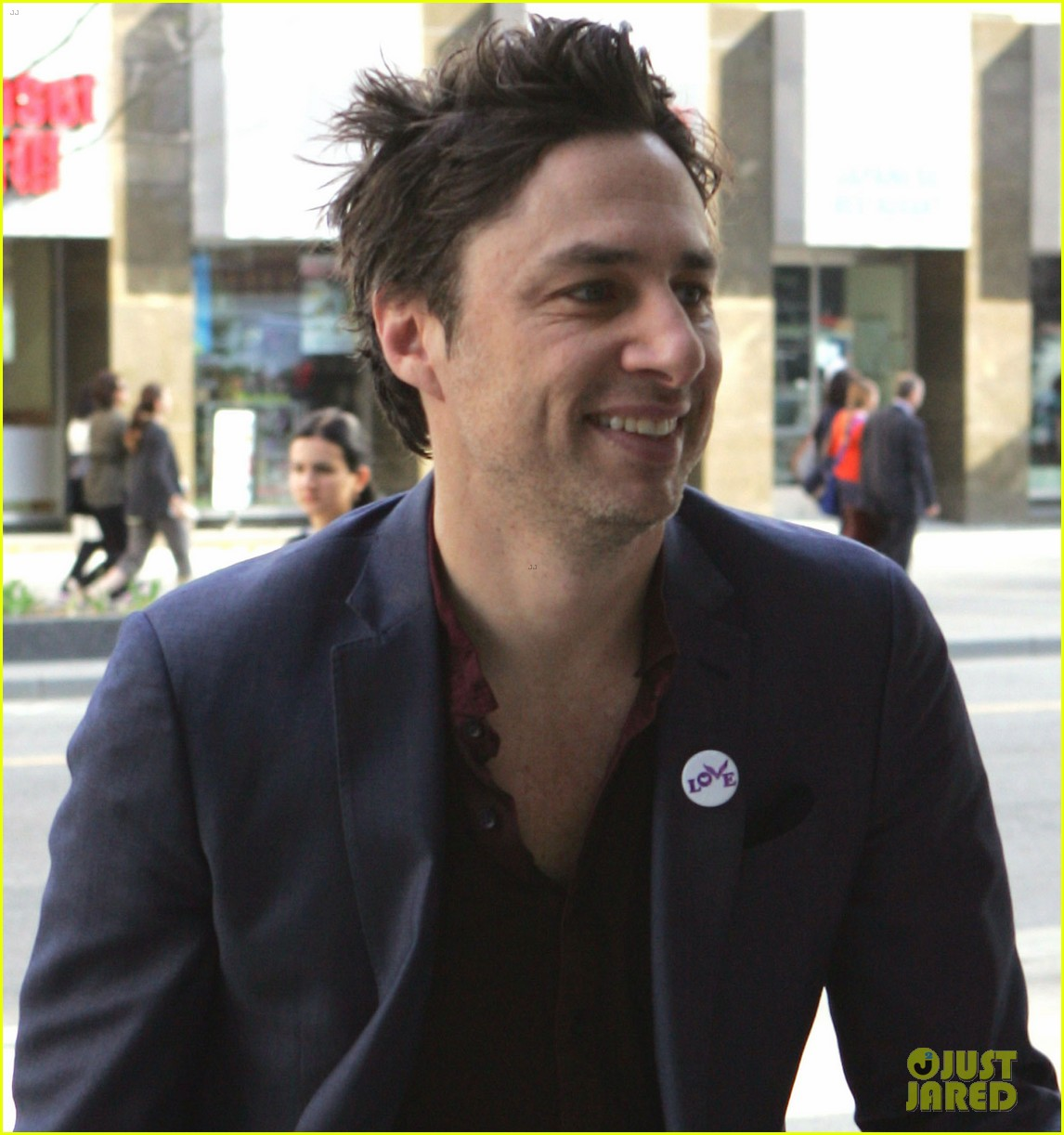 zach braff lifelong fan mandy patinkin wish i was here 043122453