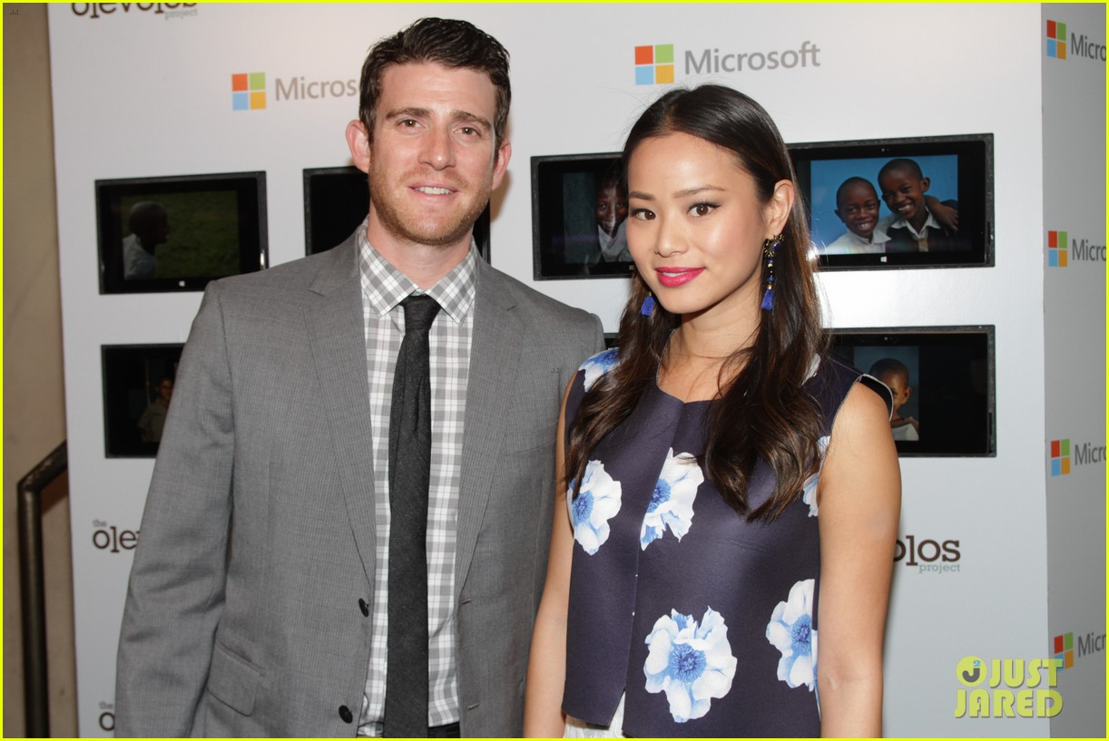 jamie chung supports fiance bryan greenberg olevolos project brunch 013105185