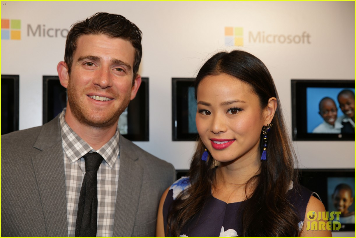 jamie chung supports fiance bryan greenberg olevolos project brunch 073105191