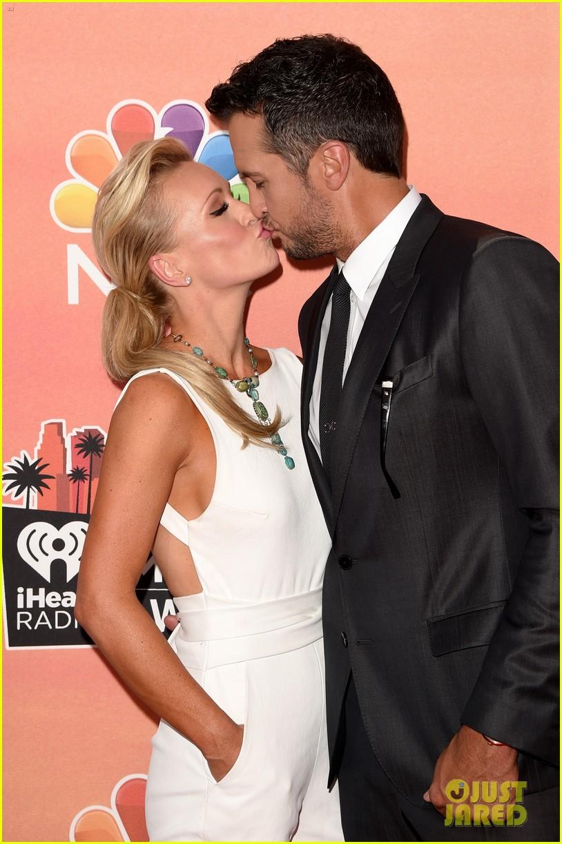 Luke Bryan & Wife ...