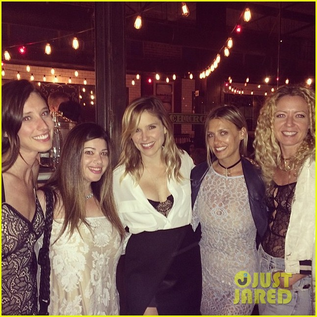 sophia bush lunch los angeles033124318