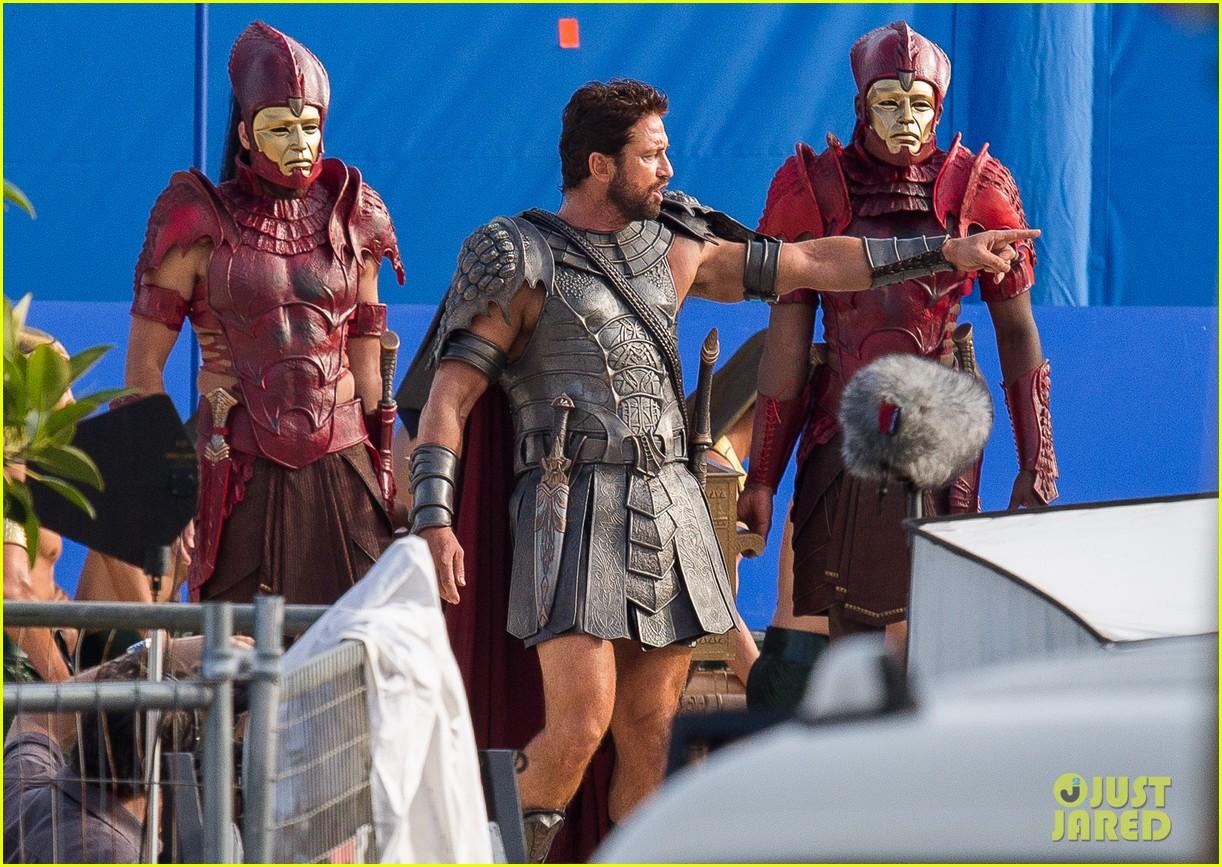 gerard butler gods of egypt filming 053122588
