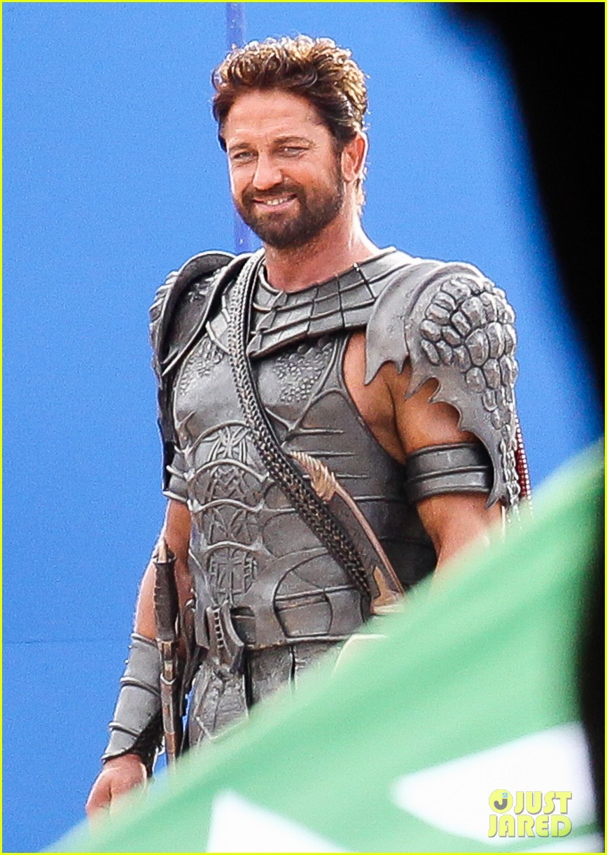 gerard butler gods of egypt filming 133122596