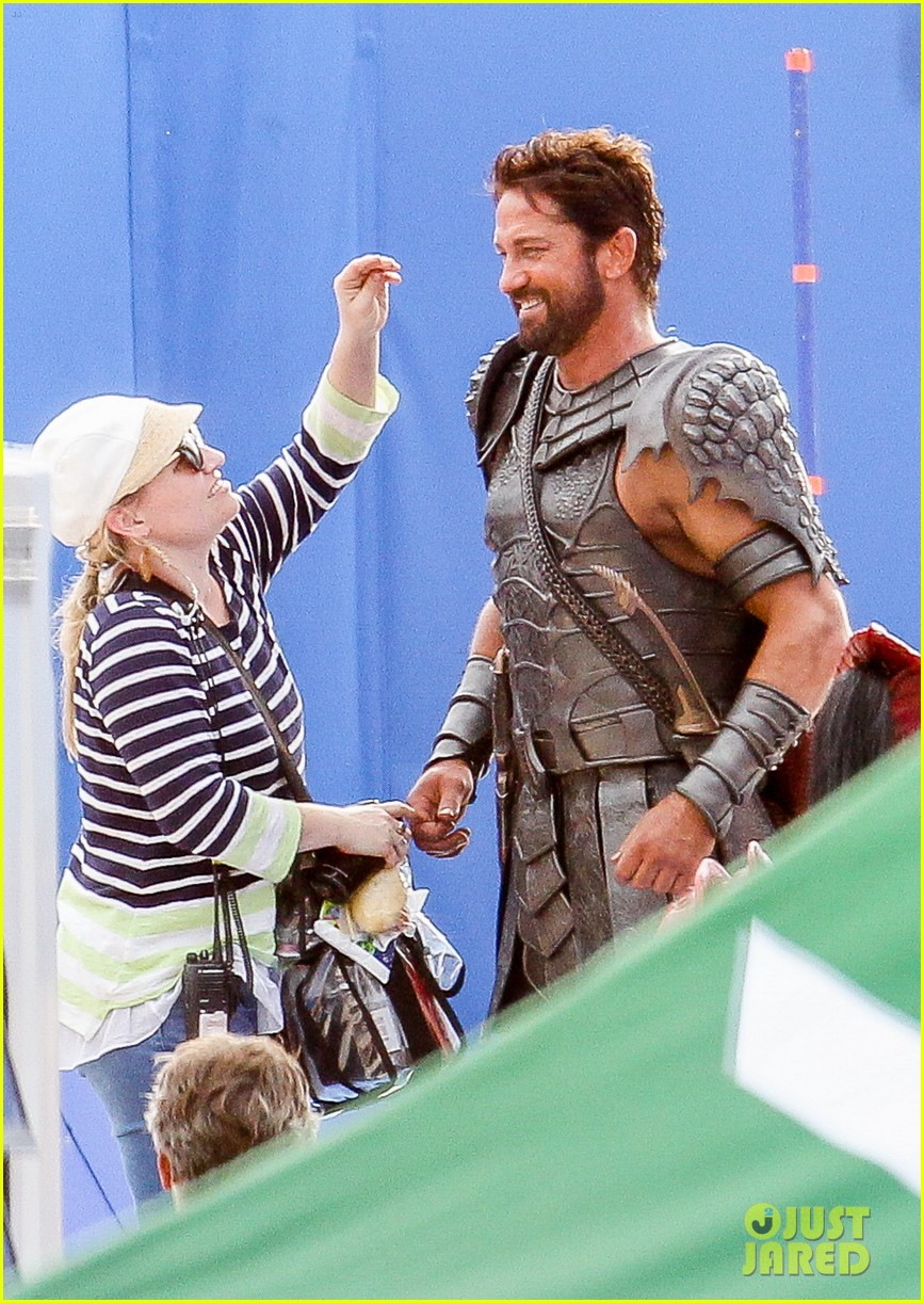 gerard butler gods of egypt filming 153122598