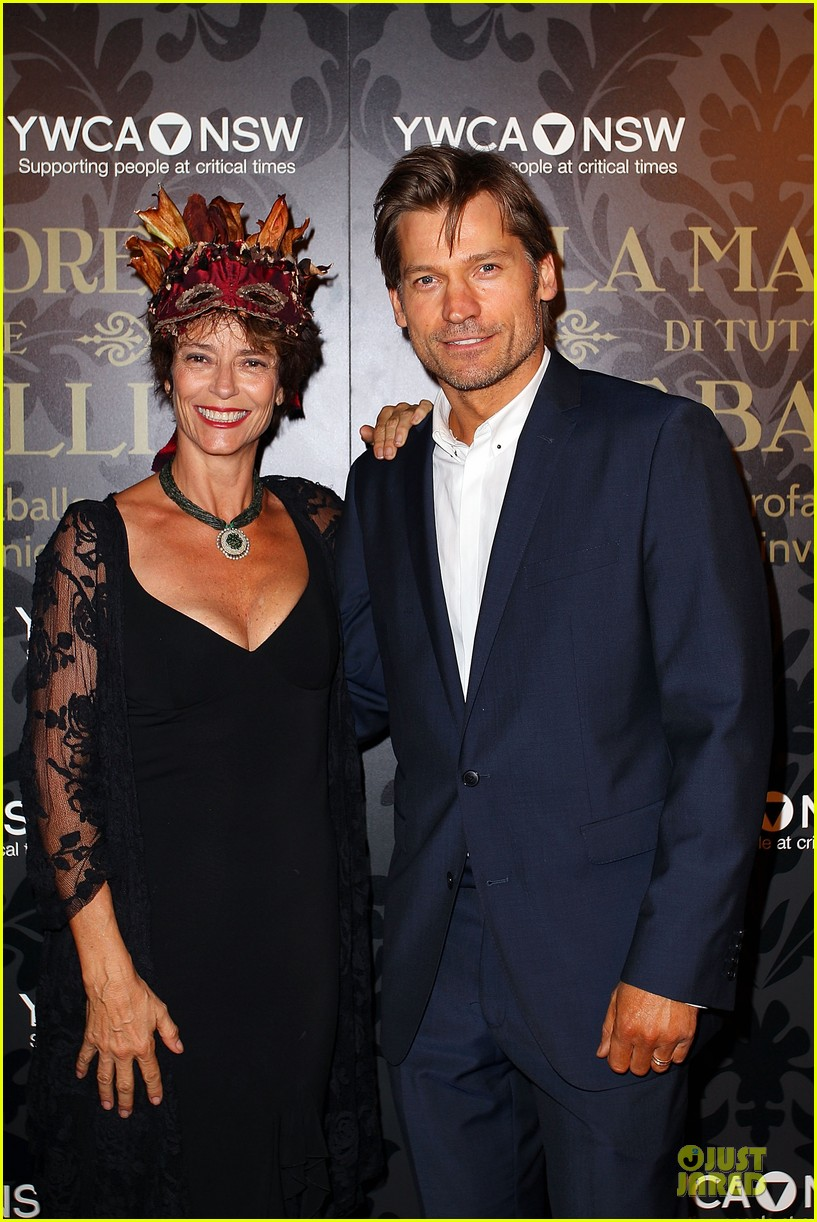 gerard butler nikolaj coster waldau ycma mother of all balls 07