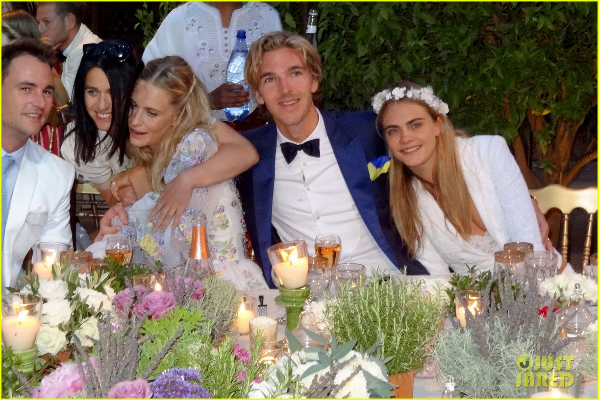 cara delevingne sister poppy second wedding morocco 013122393