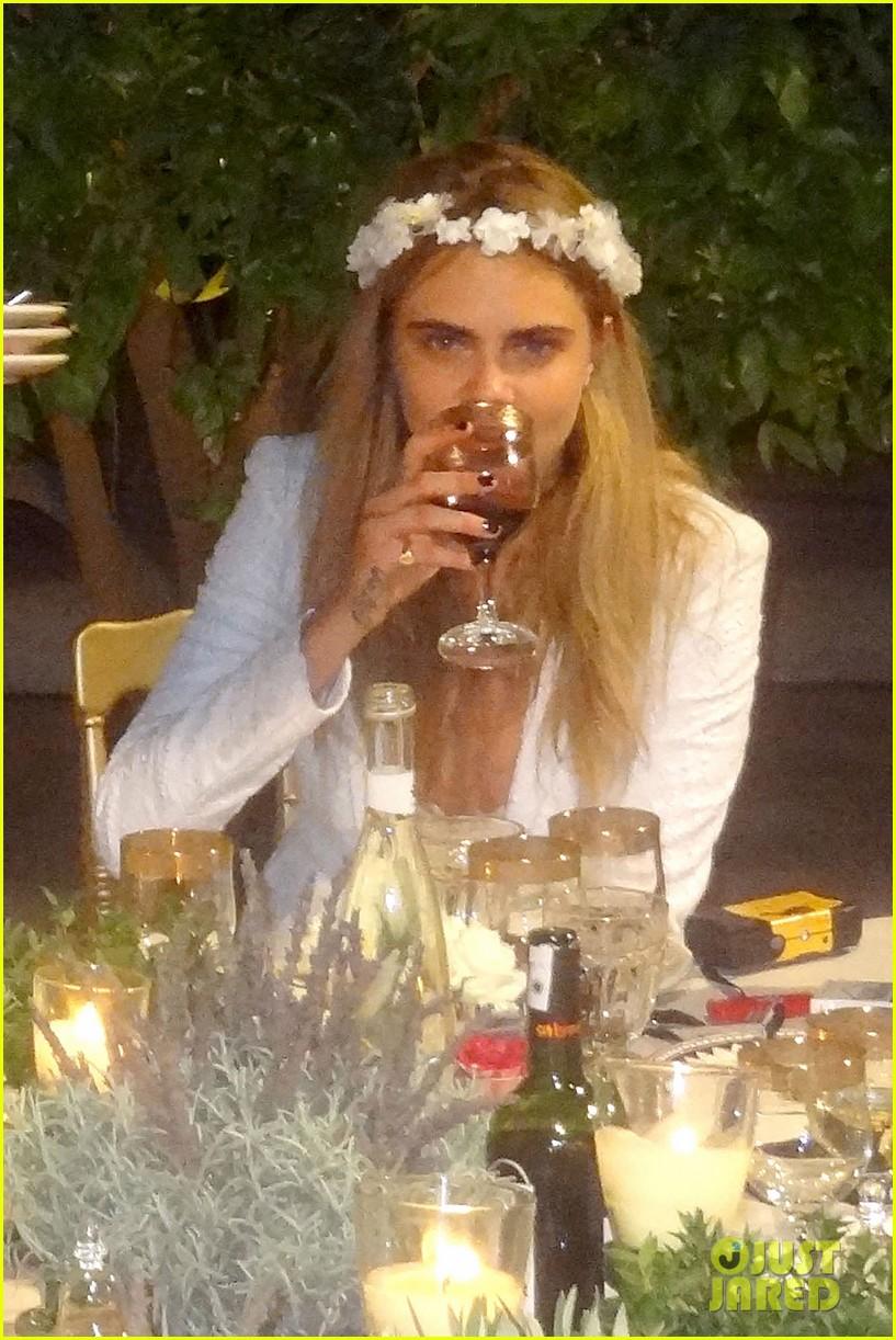 cara delevingne sister poppy second wedding morocco 023122394
