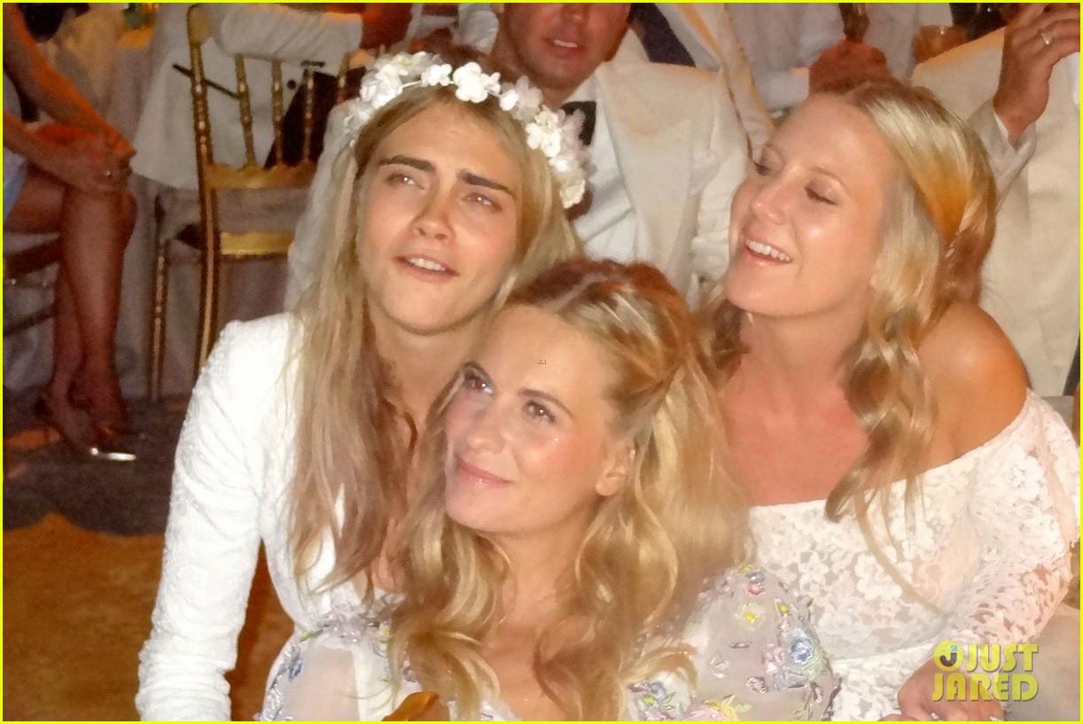 cara delevingne sister poppy second wedding morocco 033122395