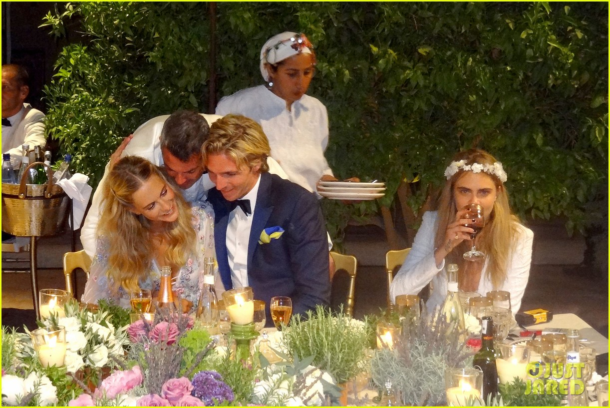 cara delevingne sister poppy second wedding morocco 063122398
