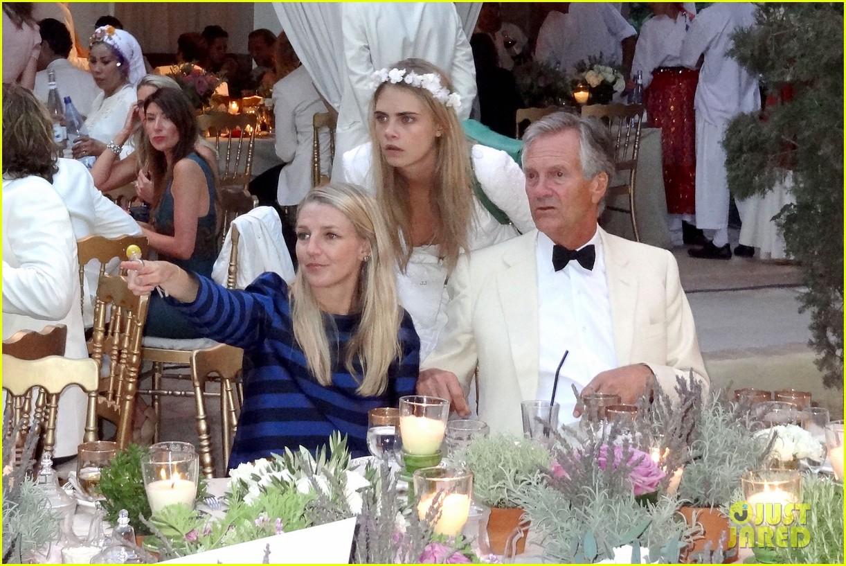cara delevingne sister poppy second wedding morocco 073122399