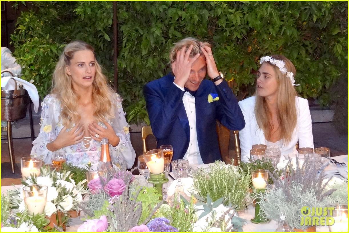 cara delevingne sister poppy second wedding morocco 093122401