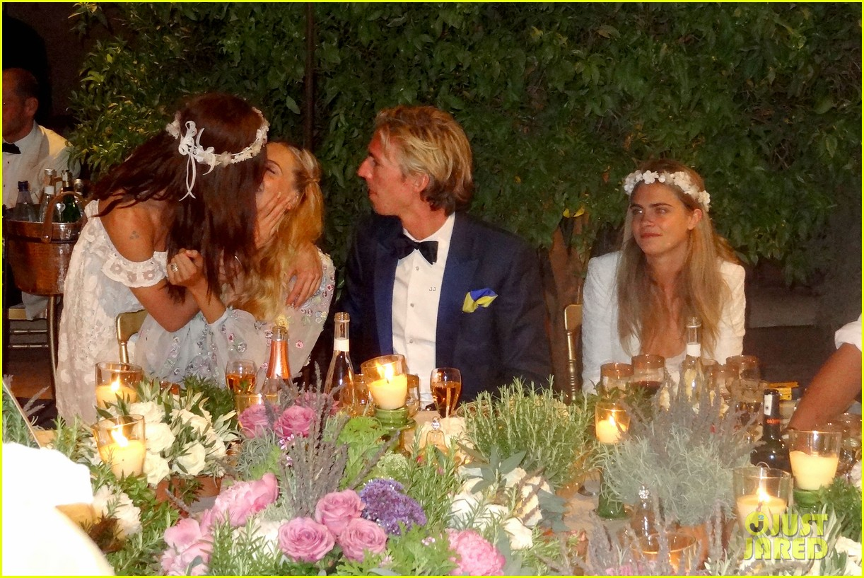 cara delevingne sister poppy second wedding morocco 113122403