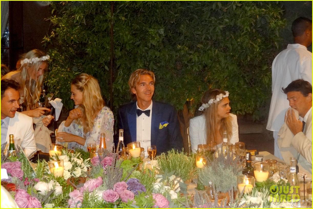 cara delevingne sister poppy second wedding morocco 133122405
