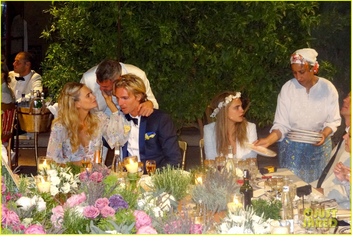 cara delevingne sister poppy second wedding morocco 15