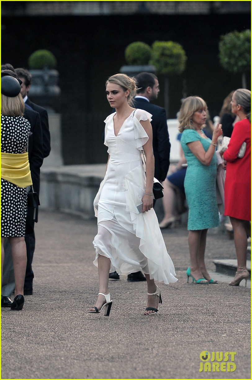cara delevingne sister poppys wedding 183115983
