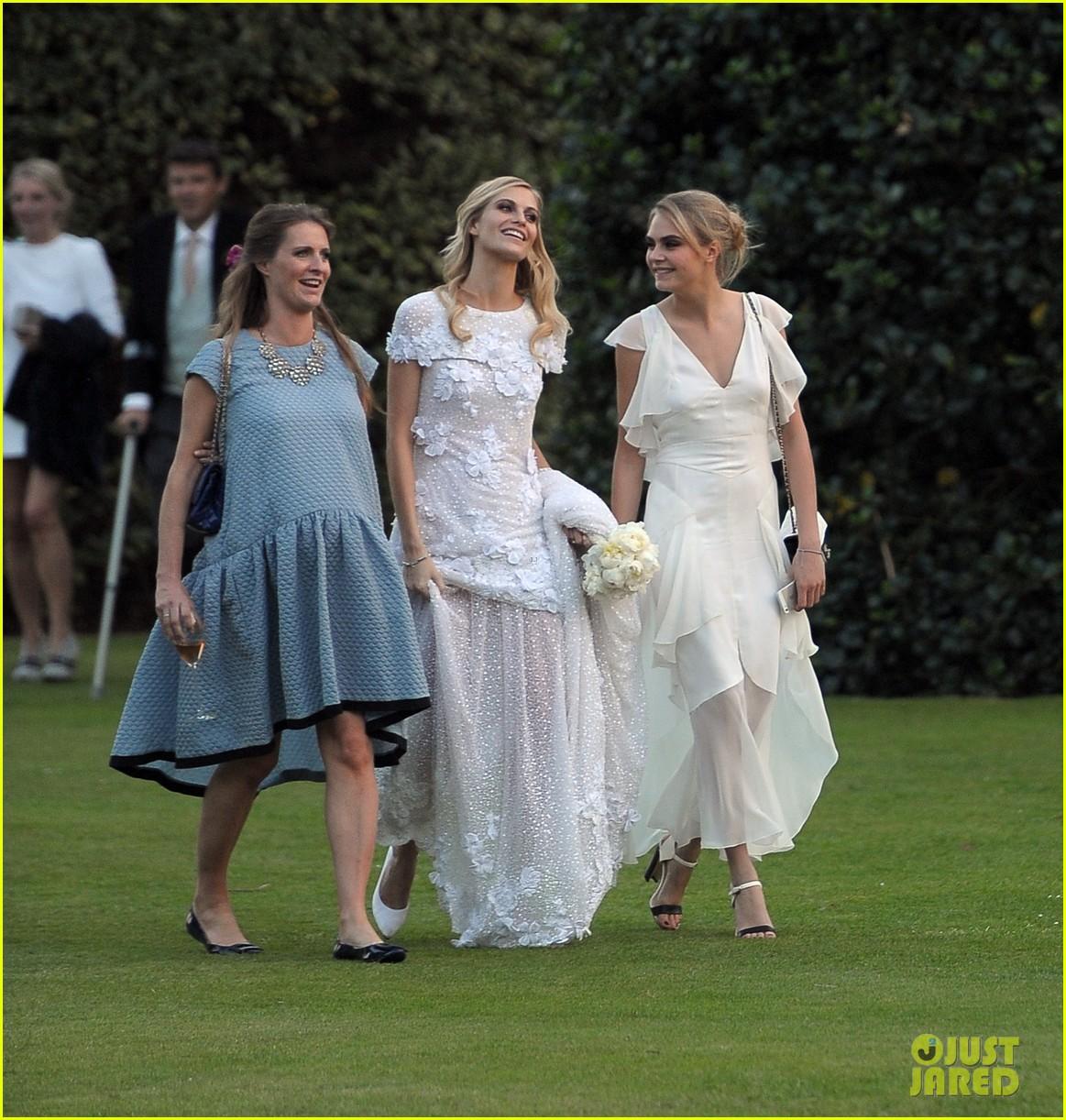 cara delevingne sister poppys wedding 223115987