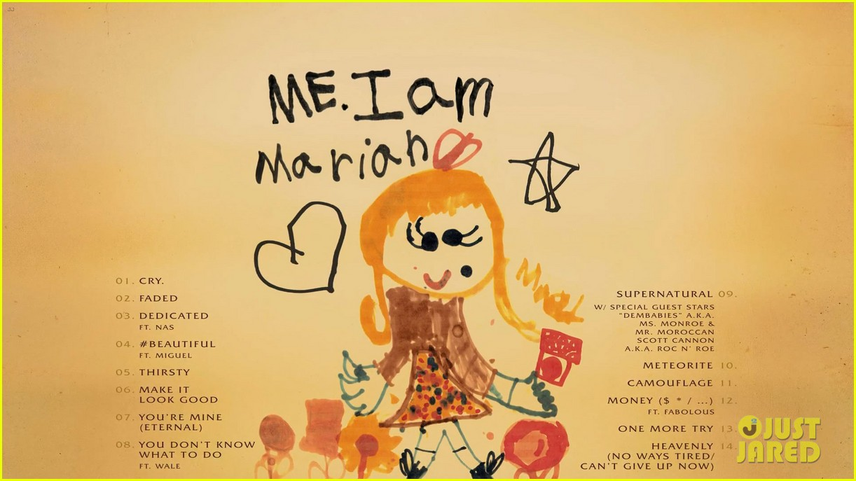 mariah carey announces new album me i am mariah 023102796
