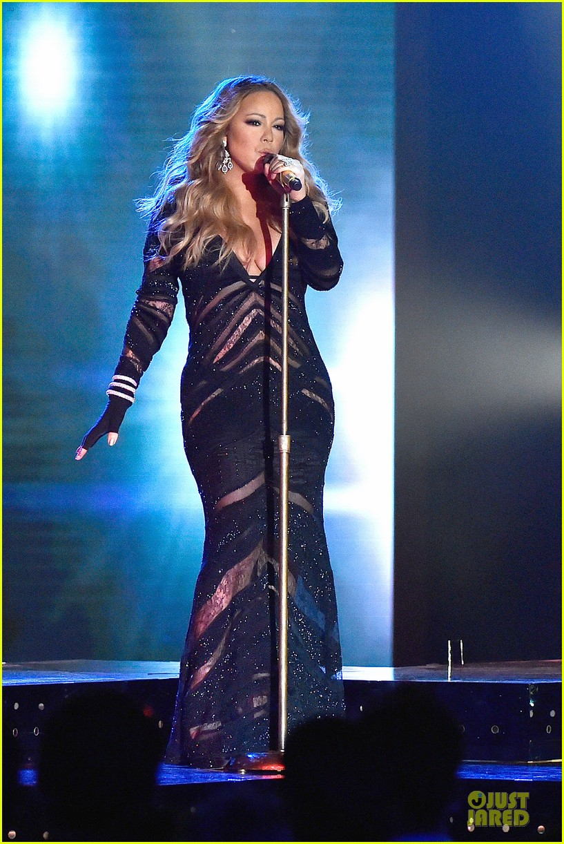 mariah carey pop icon world music awards 2014 01