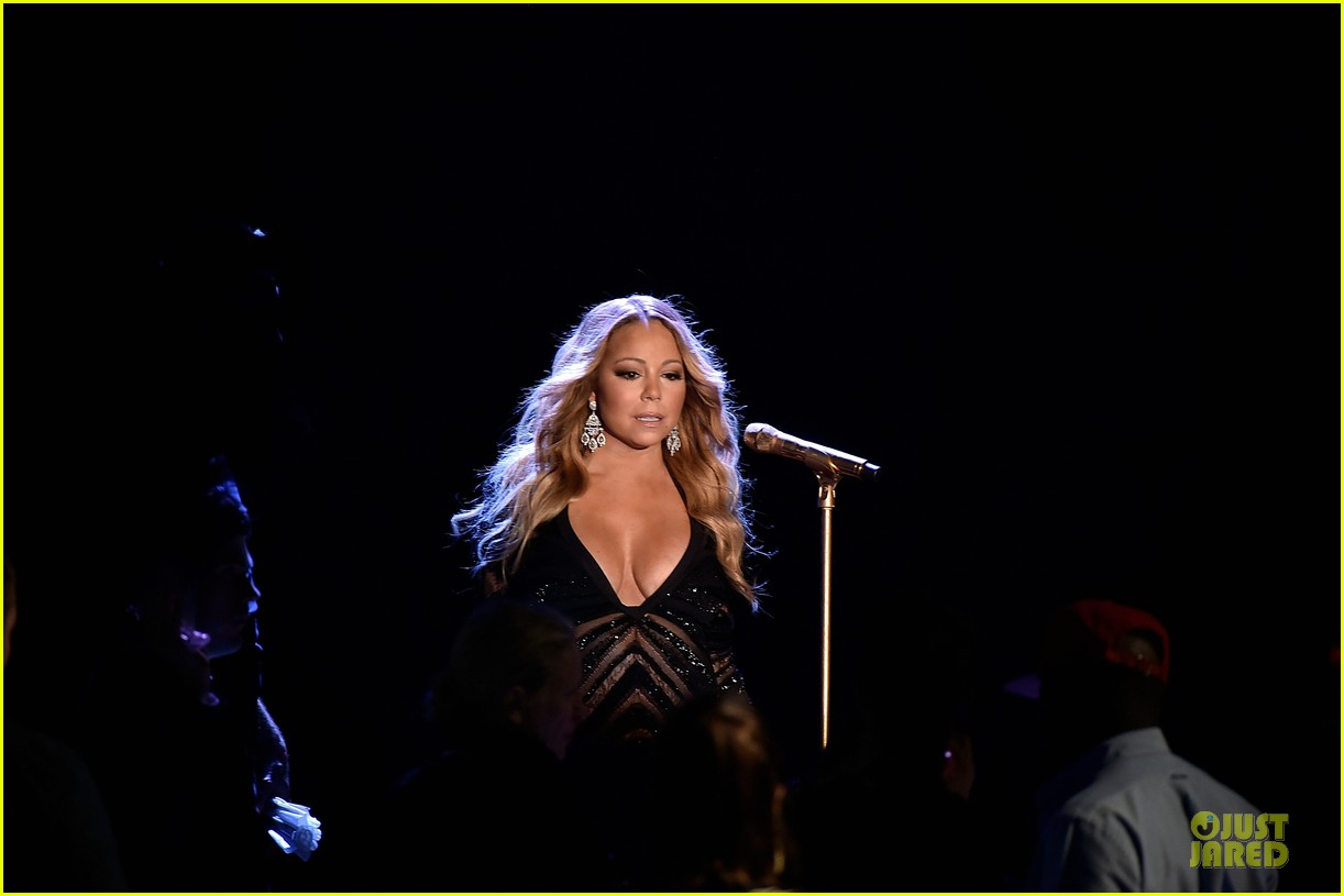 mariah carey pop icon world music awards 2014 08