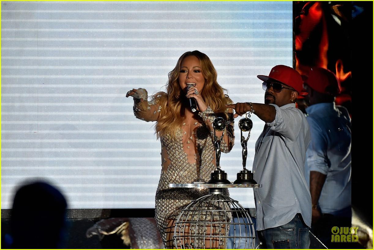 mariah carey pop icon world music awards 2014 093122955