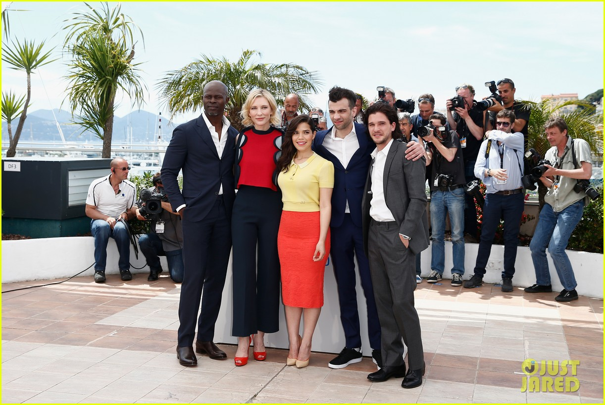 cate blanchett america ferrera bring color to how to train your dragon cannes 053114982