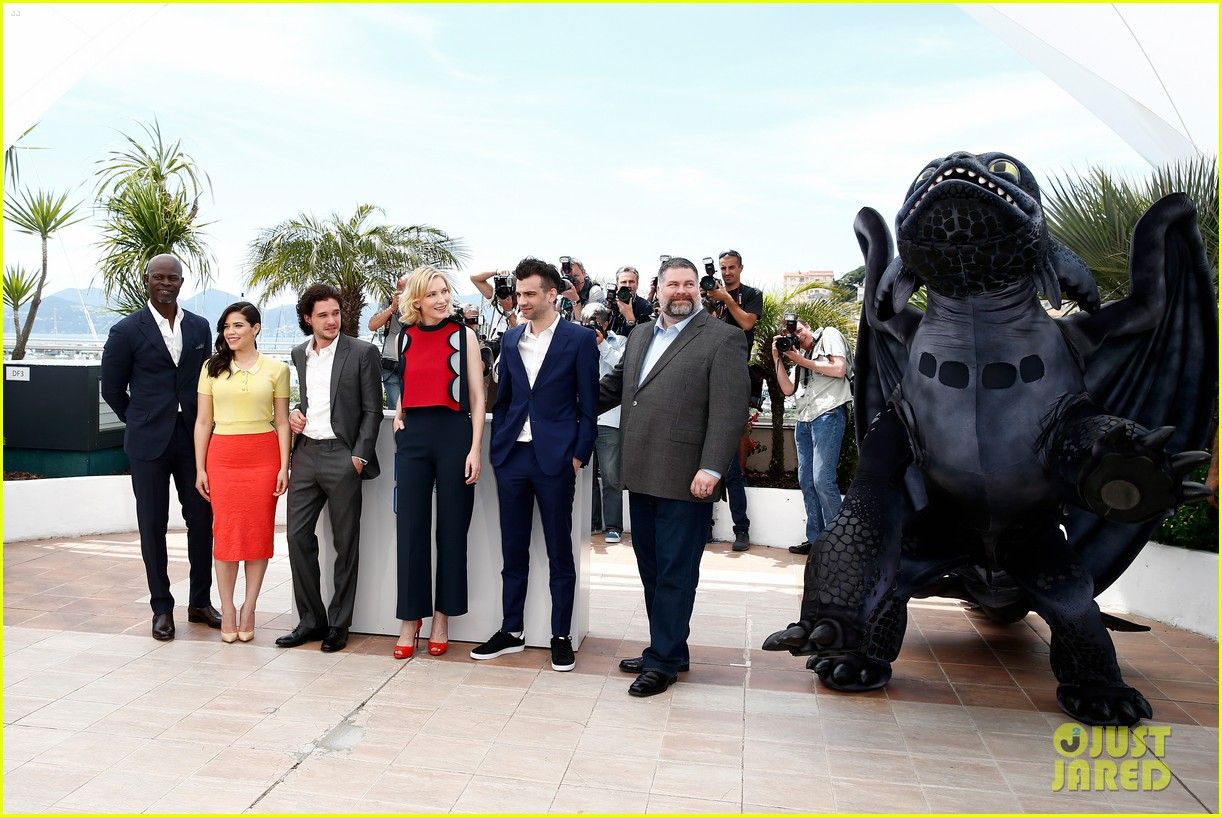 cate blanchett america ferrera bring color to how to train your dragon cannes 113114988