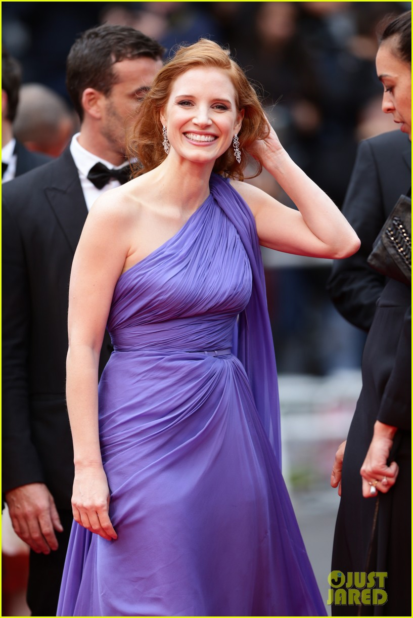 jessica chastain foxcatcher cannes premiere 093117413