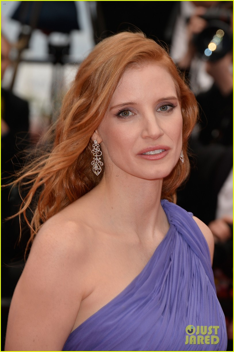 jessica chastain foxcatcher cannes premiere 203117424
