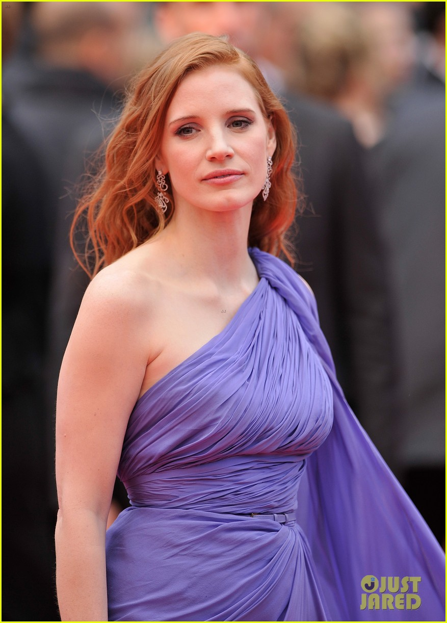 jessica chastain foxcatcher cannes premiere 223117426
