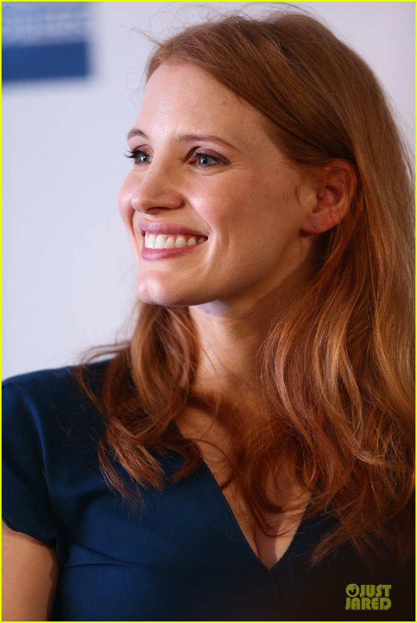 jessica chastain inspiring to students at cannes 043118275