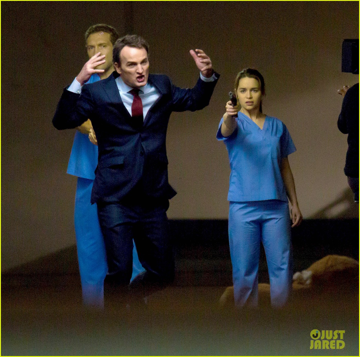 emilia clarke super fierce on terminator genesis set 18