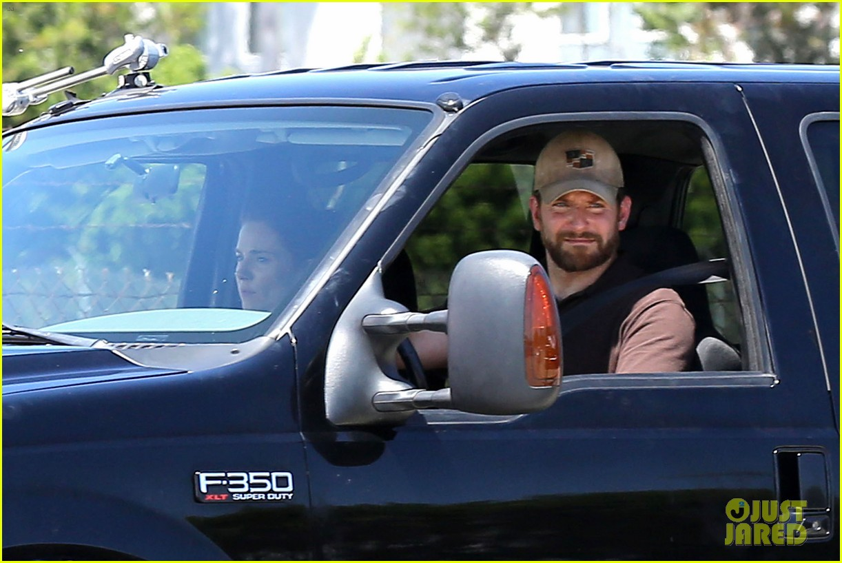 bradley cooper shows off his parenting skills on sniper set 10